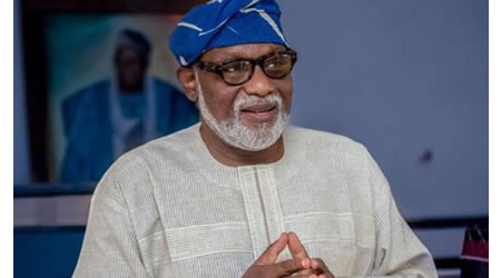 Akeredolu constitutes team for independent power supply in Ondo