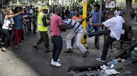 South African Hoodlums Kill Another Nigerian In Johannesburg