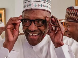 Nigeria vs Zambia: Buhari reacts to Super Eagles win