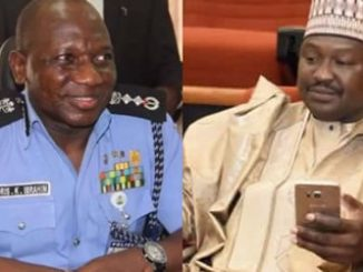 Senate Raises Committee To Probe IGP Ibrahim Idris
