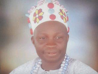 Image result for Oba Oyeditan Olanite