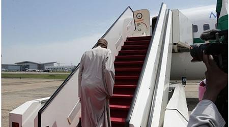 Buhari returns to Nigeria after D-8 summit