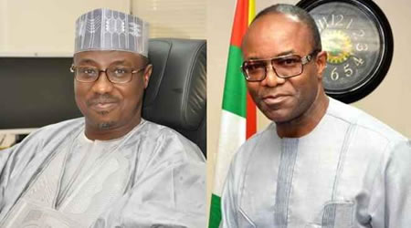 NNPC boss, Baru reacts to Kachikwu's allegation