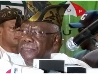 Time To Rescue, Win Presidency For PDP –Bode George