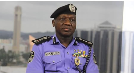 Police Commission explains why it can't discipline IGP Idris