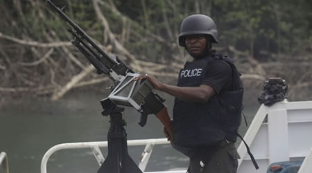 Marine police allegedly kill boat transporter in Warri