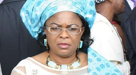 Patience Jonathan dares Buhari: Tell Magu, EFCC to leave me alone