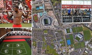 premier league training ground